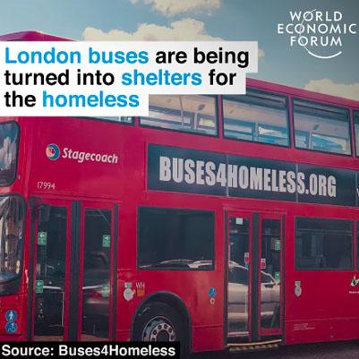 Buses 4 Homeless – Doing Our Part for Those In Need